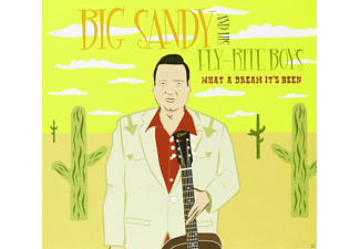 Big Sandy And His Fly-rite Boys - What A Dream It's Been - (CD)