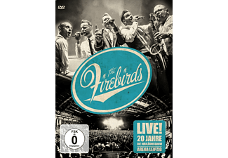 The Firebirds - LIVE! 20 JAHRE FIREBIRDS - DIE JUBILÄUMSSHOW - (DVD + Video Album)