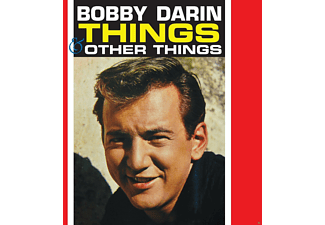 Bobby Darin - Things & Other Things - (CD)