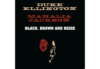 Duke Ellington, Mahalia Jackson - Black Brown & Beige - (CD)