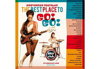 VARIOUS - The Best Place To Go! Go! Amsterdam - (CD)