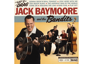 Jack Baymoore, Die Bandits - Let's Drag - (CD)