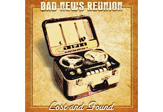 Bad News Reunion - Lost And Found - (CD)