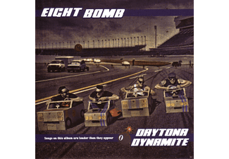 Eightbomb - Daytona Dynamite - (CD)