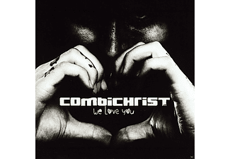 Combichrist - We Love You [CD]