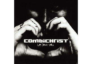 Combichrist - We Love You - (CD)