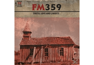 Fm359 - Truth,Love And Liberty - (Vinyl)