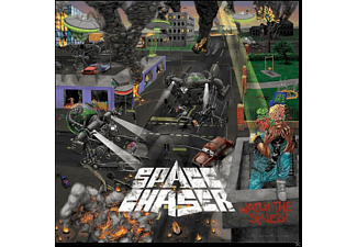Space Chaser - Watch The Skies - (CD)