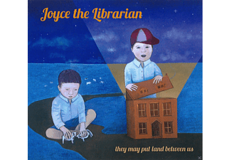 Joyce The Librarian - They May Put Land Between Us - (CD)