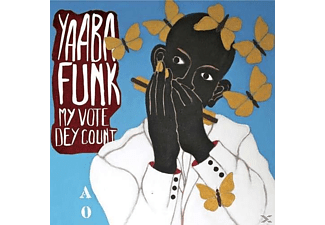 Yaaba Funk - My Vote De Count - (CD)