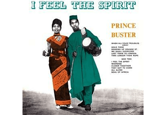 Prince Buster - I Feel The Spirit - (Vinyl)