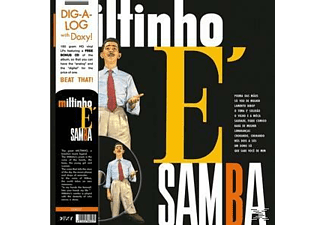 Miltimho - Miltinho E Samba - (LP + Bonus-CD)
