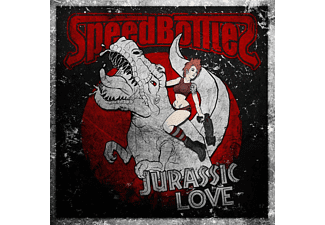 Speedbottles - Jurassic Love - (CD)
