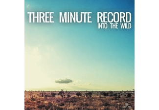 Three Minute Record - Into The Wild - (Vinyl)