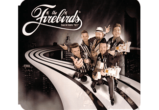 The Firebirds - Stars In Stripes - (CD)