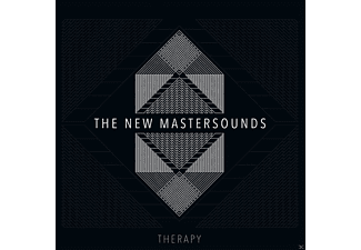 The New Mastersounds - Therapy - (CD)