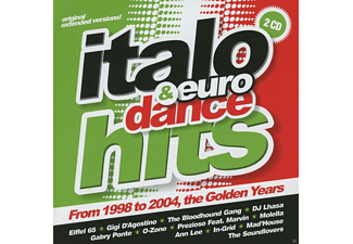 VARIOUS - Italo & Euro Dance Hits 1998 To 2004 - (CD)