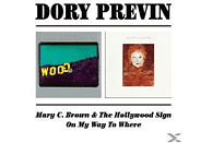 Dory Previn - Mary C.Brown&The Hollywood Sign/On My Way To Where [CD]