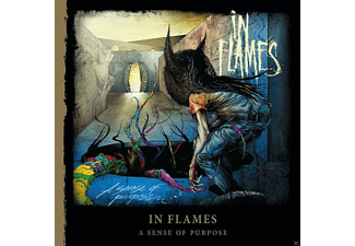 In Flames - A Sense Of Purpose (Re-Issue 2014) Special Edt. - (CD)