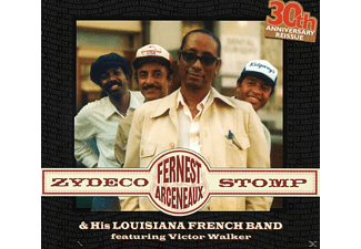 Fernest Arceneaux & His Louisiana French Band - Zydeco Stomp - Fernest Arceneaux - (CD)