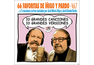VARIOUS - 66 Favoritas De Íñigo Y Pardo, Vol. 7 [CD]
