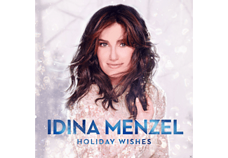 Idina Menzel - Holiday Wishes (CD)