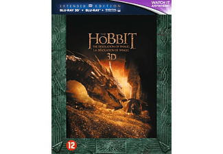 The Hobbit: The Desolation Of Smaug 3D (Extended Edition) | 3D Blu-ray