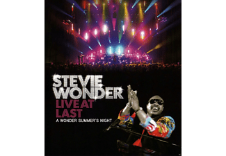 Stevie Wonder - Live At Last - A Wonder Summer's Night - (Blu-ray)