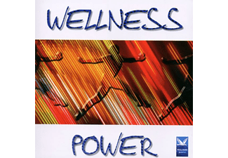 VARIOUS - Wellness Power - (CD)