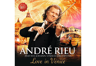 André Rieu - Love In Venice (CD)