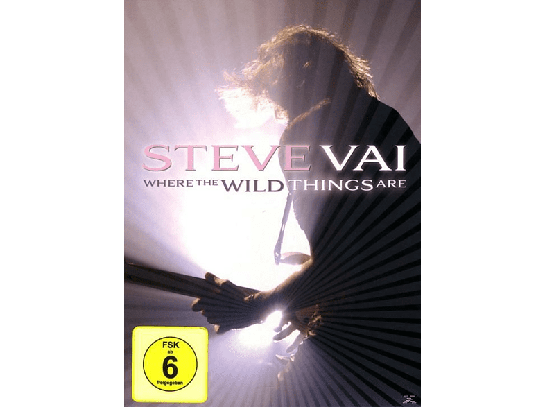 Steve Vai - Where The Wild Things Are [DVD]