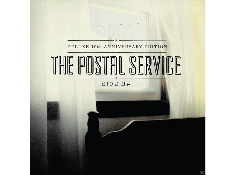 Postal Service - Give Up (Deluxe 10th Anniversary Edition) [CD]