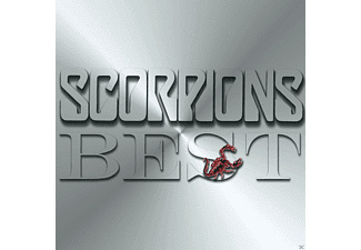 The Scorpions - Best - (CD)