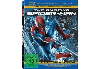 The Amazing Spider-Man (4K Mastered) Action Blu-ray