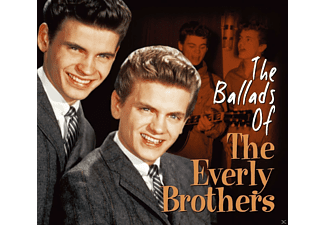 The Everly Brothers - The Ballads Of The Everly Brothers - (CD)