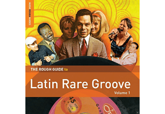 Spanglish Fly - Rough Guide: Latin Rare Groove - (CD + Bonus-CD)