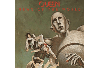 Queen - Queen - News Of The World - (CD)