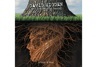 David Migden, Twisted Roots - Animal And Man - (CD)