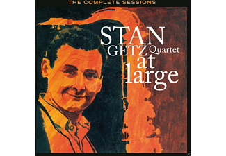 Stan Quartet Getz - Stan Getz Quartet At Large - The Complete Sessions - (CD)