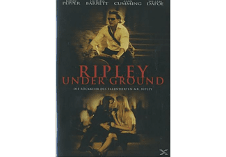Ripley Under Ground - (DVD)