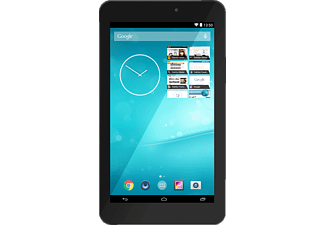 TREKSTOR 98421 SurfTab breeze, Tablet mit 7 Zoll, 8 GB, 512 MB RAM, Android 4.4.2, Schwarz