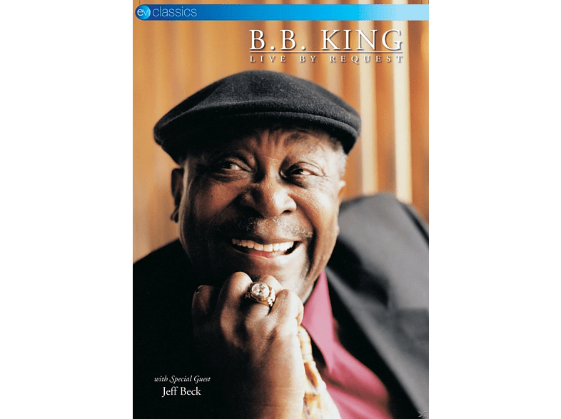 B.B. King - Live By Request [DVD]