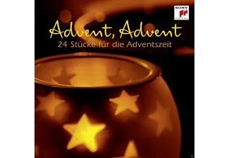 VARIOUS - Advent, Advent-24 Lieder Für Die Adventszeit - (CD)