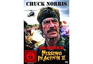 BRADDOCK - MISSING IN ACTION 3 - (DVD)