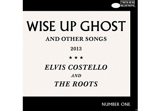 Elvis Costello, The Roots - WISE UP GHOST - (CD)
