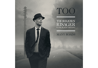 Risager, Thorbjorn & Black Tornado, The - Too Many Roads - (CD)
