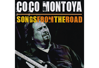 Coco Montoya - Songs From The Road - (CD)