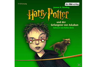 Harry Potter und der Gefangene von Askaban - 11 CD - Science Fiction/Fantasy