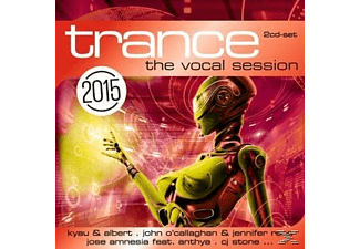 VARIOUS - Trance: The Vocal Session 2015 - (CD)