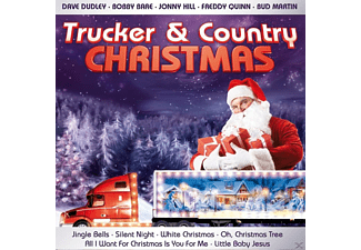 VARIOUS - Trucker & Country Christmas - (CD)